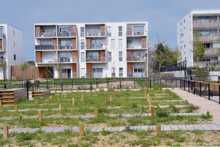 Ecoquartier, Eco quartier de Vidailhan, ZAC Balma Gramont
