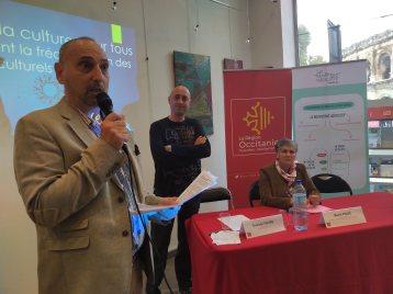 Présentation du projet de Culture du Coeur Gard
